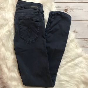 Anthropologie Level 99 Liza Skinny Jean Size 26